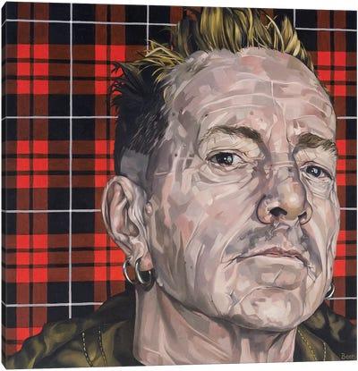 John Lydon Canvas Art Print