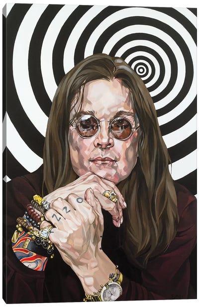 Ozzy Osbourne Canvas Art Print
