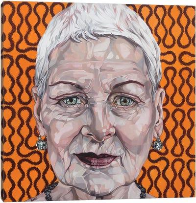 Vivien Westwood Canvas Art Print