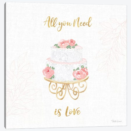 All You Need is Love IX Canvas Print #BEG126} by Beth Grove Canvas Art Print