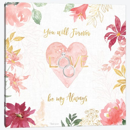 All You Need is Love VII 3-Piece Canvas #BEG130} by Beth Grove Canvas Print