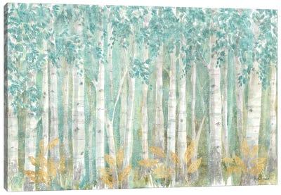Natures Leaves I Canvas Art Print