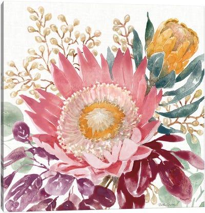 Petal Passion VIII Canvas Art Print