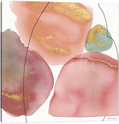 Petal Passion XI Canvas Art Print