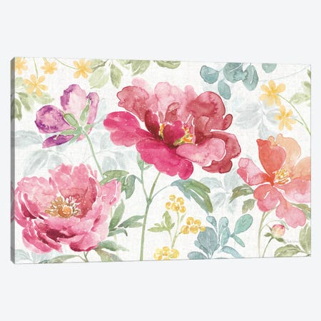 Springtime Bloom I Canvas Print #BEG53} by Beth Grove Art Print