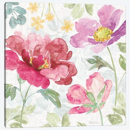 Springtime Bloom II Canvas Print #BEG54} by Beth Grove Canvas Artwork