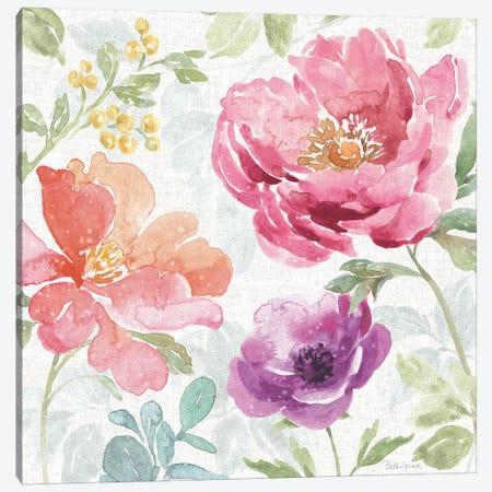 Springtime Bloom III Canvas Print #BEG55} by Beth Grove Canvas Wall Art