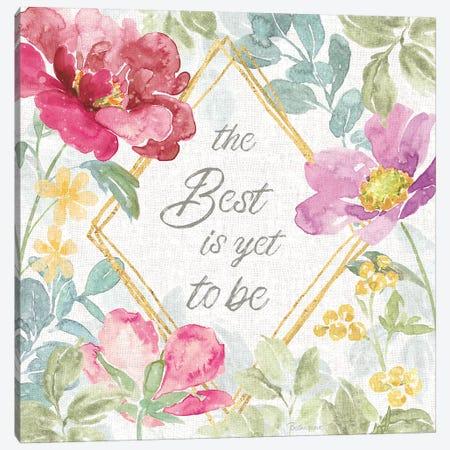 Springtime Bloom IV Canvas Print #BEG56} by Beth Grove Canvas Art