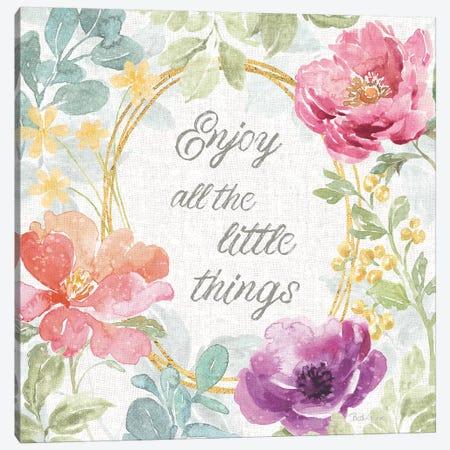 Springtime Bloom VI Canvas Print #BEG58} by Beth Grove Art Print