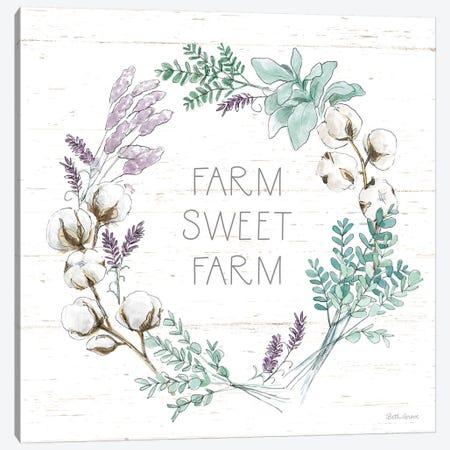 Farmhouse Cotton VIII Canvas Print #BEG64} by Beth Grove Canvas Print