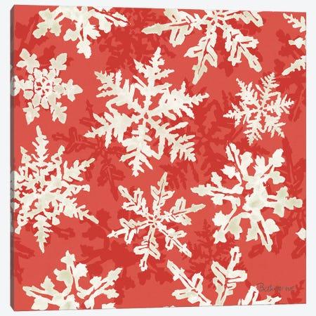 Holiday Flora Pattern VIIA Canvas Print #BEG79} by Beth Grove Canvas Art Print