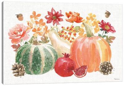 Harvest Bouquet IV Canvas Art Print