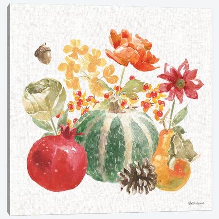 Harvest Bouquet V Canvas Print #BEG86} by Beth Grove Canvas Art Print
