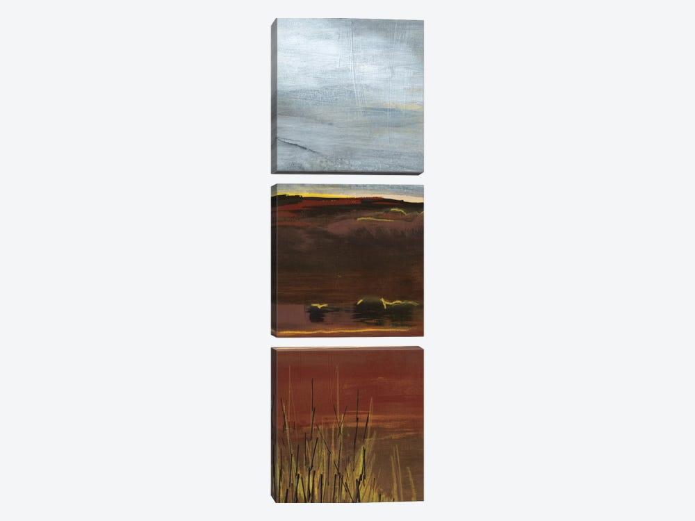 East Prairie by Leslie Bernsen 3-piece Art Print