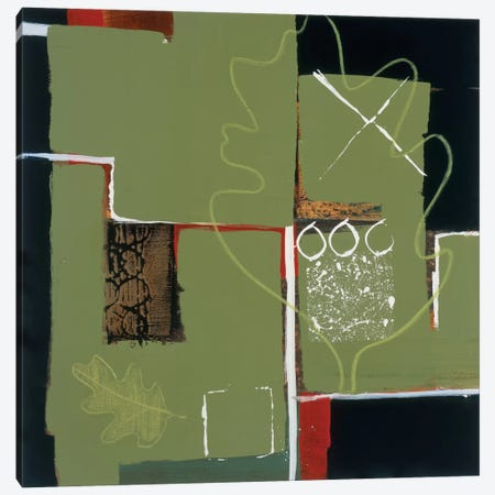 Eco Dream I Canvas Print #BER17} by Leslie Bernsen Canvas Print