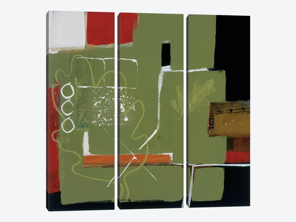 Eco Dream II by Leslie Bernsen 3-piece Canvas Art Print