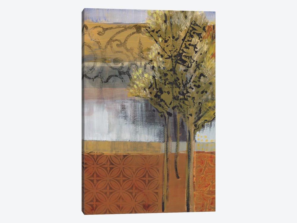 Edge Of The Path by Leslie Bernsen 1-piece Canvas Art