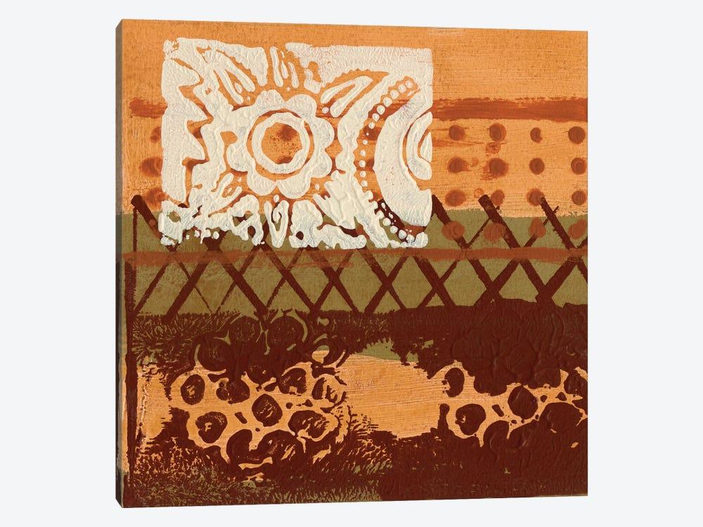 Exotic Memoirs by Leslie Bernsen 1-piece Canvas Wall Art