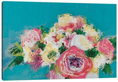 First Blooms Canvas Art Print