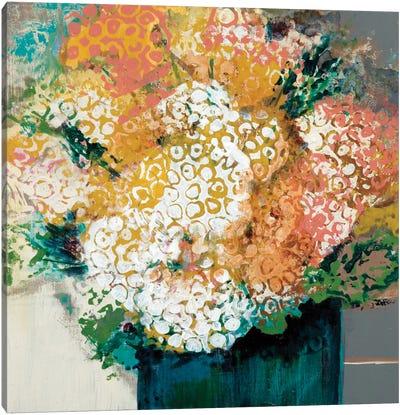 Garden Bunch Canvas Art Print