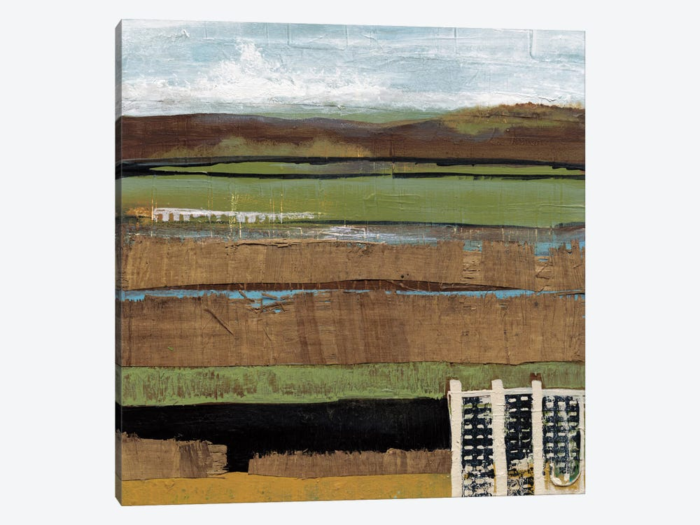 Grazing Range I by Leslie Bernsen 1-piece Canvas Wall Art