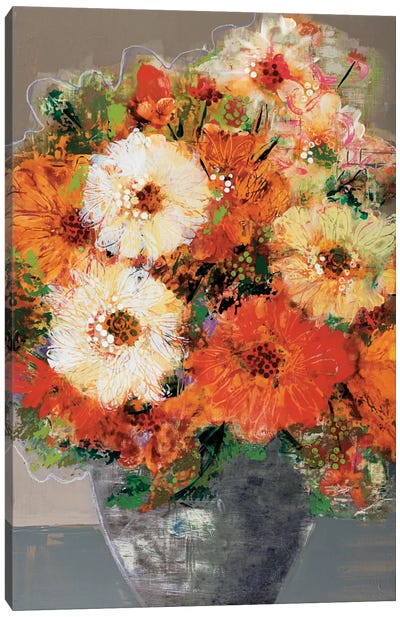 In Full Bloom Canvas Art Print