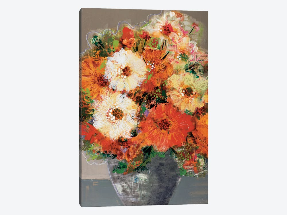In Full Bloom by Leslie Bernsen 1-piece Art Print