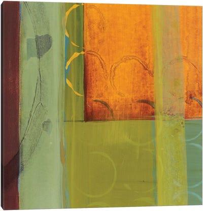 Kaleidoscope Rotations I Canvas Art Print