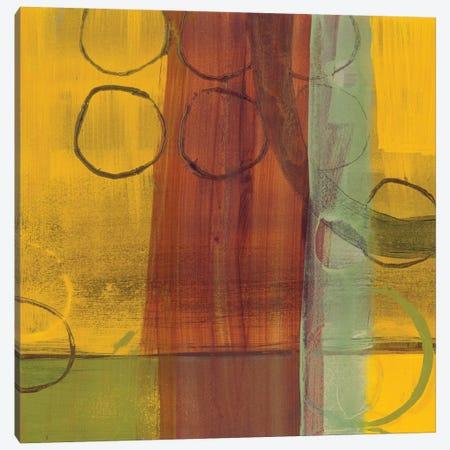 Kaleidoscope Rotations II Canvas Print #BER36} by Leslie Bernsen Canvas Art Print