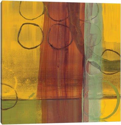 Kaleidoscope Rotations II Canvas Art Print