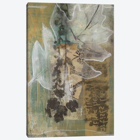 Leaf Luminescence I Canvas Print #BER37} by Leslie Bernsen Canvas Art Print