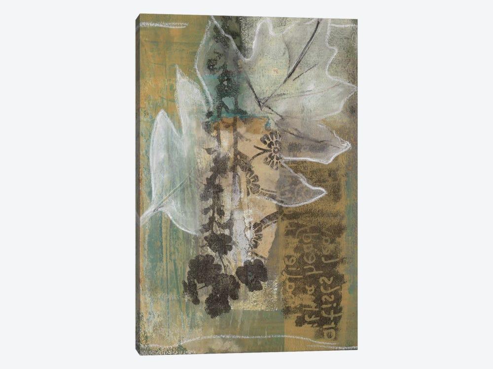 Leaf Luminescence I by Leslie Bernsen 1-piece Canvas Art