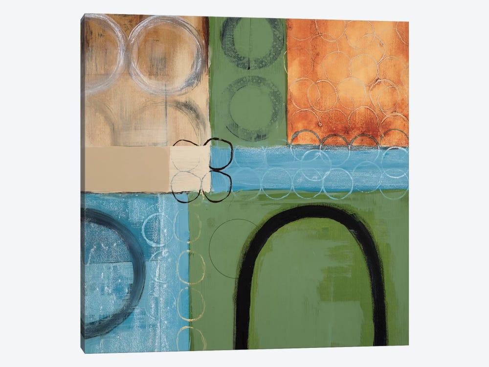 Make A U-Turn by Leslie Bernsen 1-piece Canvas Wall Art