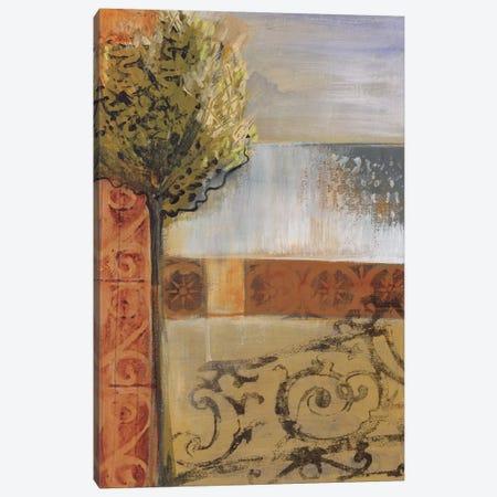 Beyond The Gate Canvas Print #BER3} by Leslie Bernsen Canvas Artwork