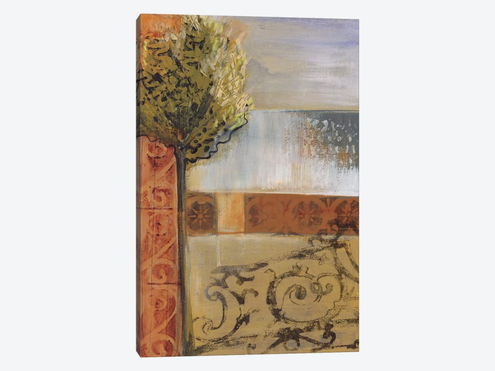 Beyond The Gate by Leslie Bernsen 1-piece Canvas Artwork