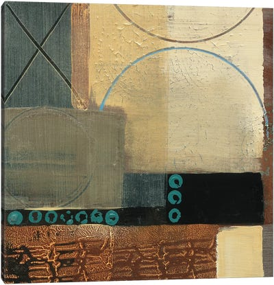 Meridian Canvas Art Print
