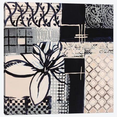 Nature's Pattern I Canvas Print #BER43} by Leslie Bernsen Art Print