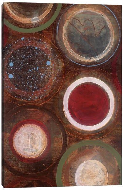 Nature's Spheres II Canvas Art Print