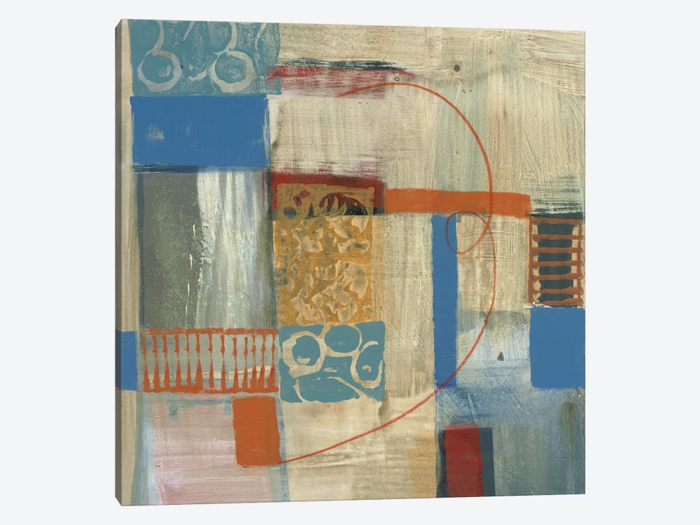 Blue Radiance I by Leslie Bernsen 1-piece Art Print