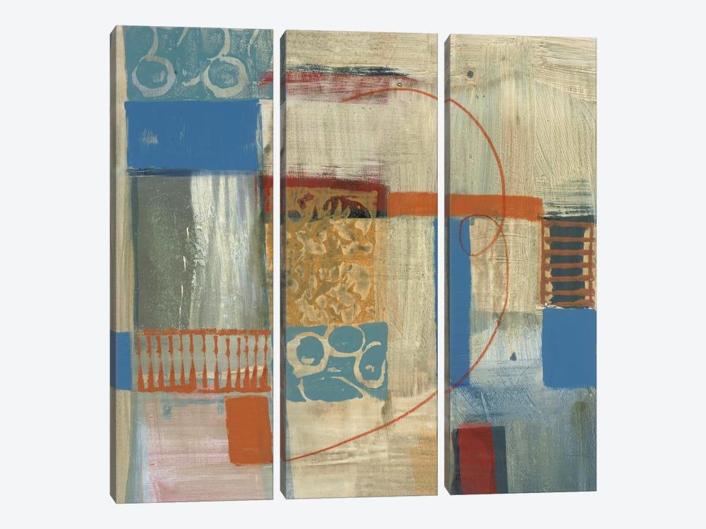 Blue Radiance I by Leslie Bernsen 3-piece Art Print
