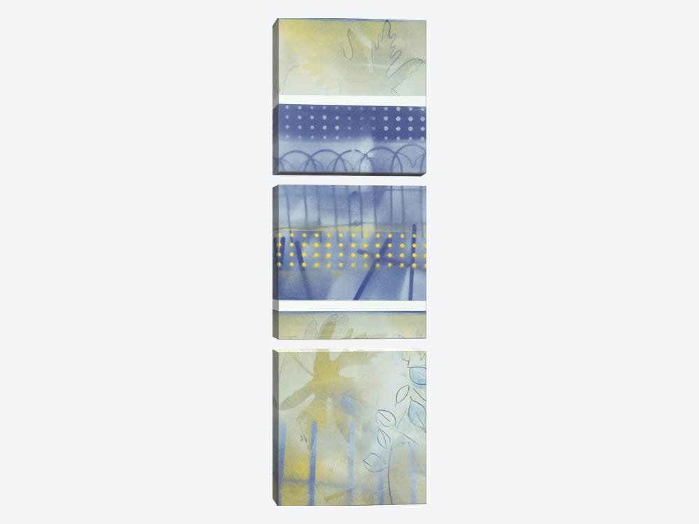 Shadows II by Leslie Bernsen 3-piece Canvas Art