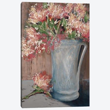 Simple Elegance Canvas Print #BER58} by Leslie Bernsen Canvas Wall Art