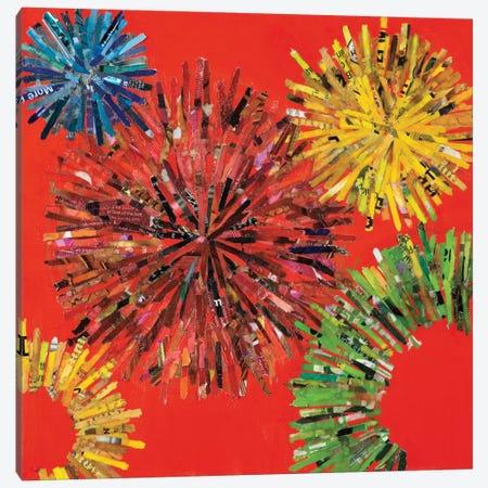 Spin I Canvas Print #BER59} by Leslie Bernsen Canvas Art