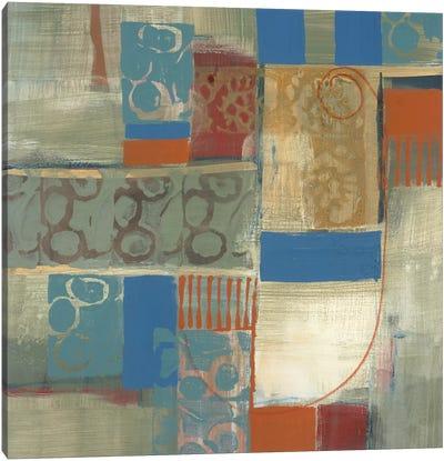 Blue Radiance II Canvas Art Print