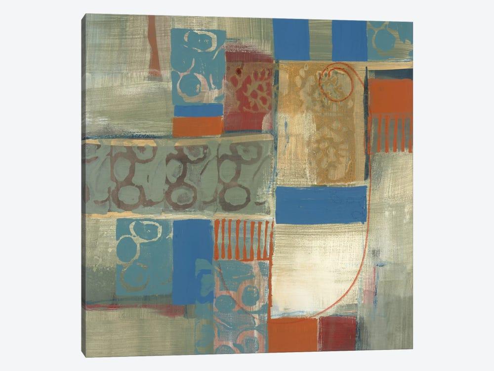 Blue Radiance II by Leslie Bernsen 1-piece Canvas Art