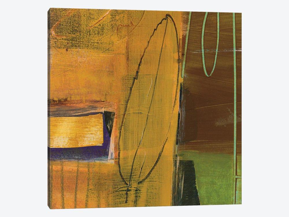 Still Leaf by Leslie Bernsen 1-piece Canvas Art