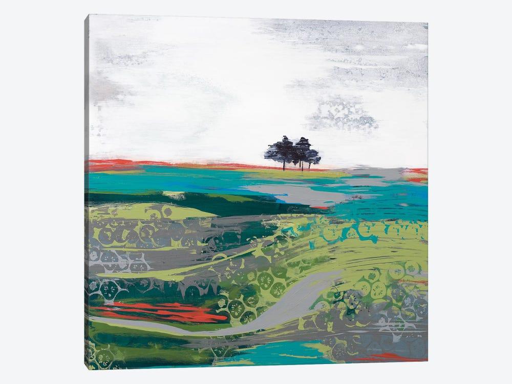 Summer Breeze by Leslie Bernsen 1-piece Canvas Print