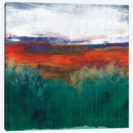 Sundown Canvas Print #BER64} by Leslie Bernsen Canvas Art