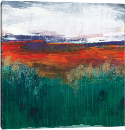Sundown Canvas Art Print