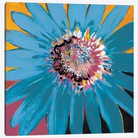 Sunshine Flower II 3-Piece Canvas #BER66} by Leslie Bernsen Canvas Wall Art